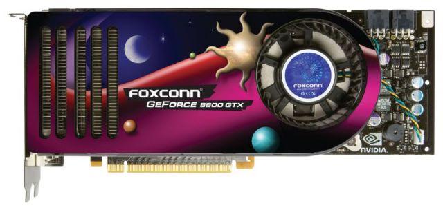 Foxconn GeForce 8800 GTX