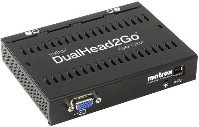Matrox DualHead2Go Digital Edition