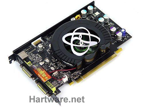 GeForce 8600 Grafikkarte