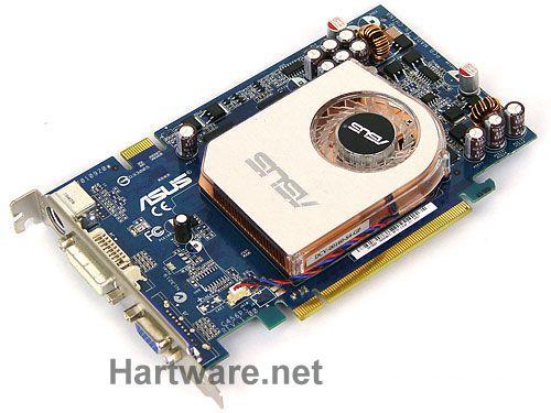 GeForce 8300 Grafikkarte von ASUS