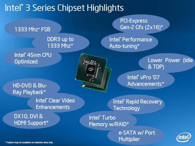 Chipset Highlights