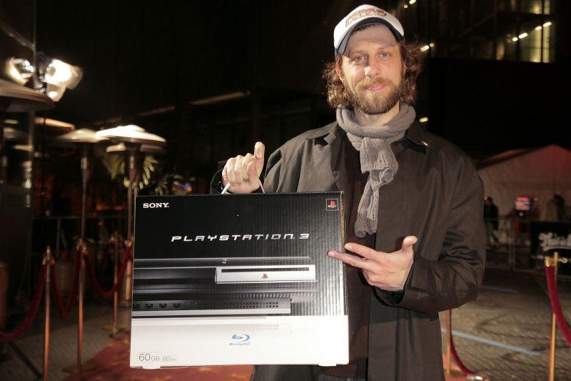 Bild von der PS3-Launchparty