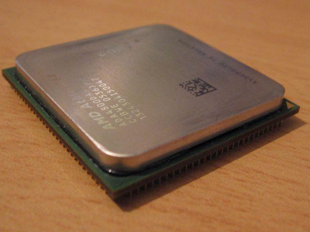AMD Athlon 64 CPU mit Heatspreader