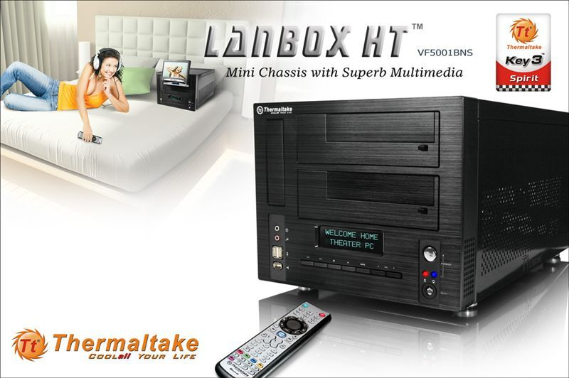 Thermaltake Lanbox HT