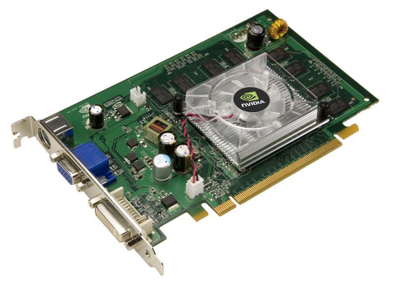 GeForce 8500 GT