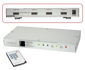 HDMI Switch Remote 3:1