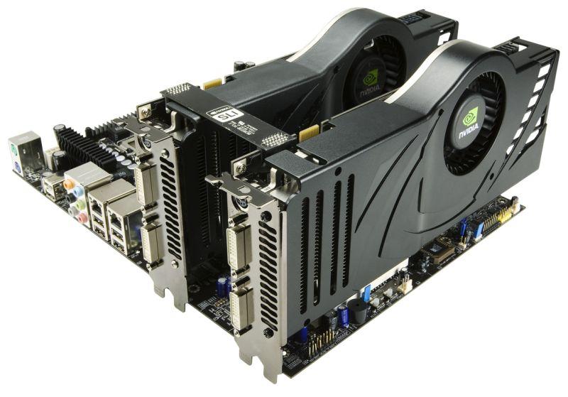 GeForce 8800 Ultra SLI