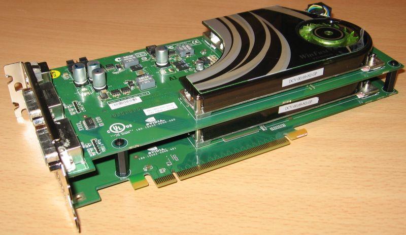 Leadtek WinFast PX7950GX2