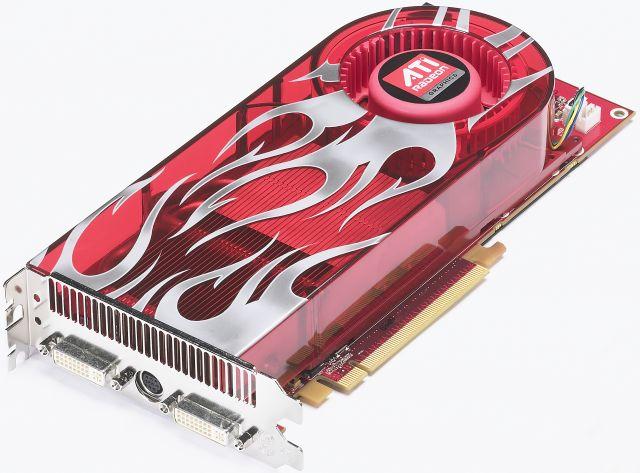 ATI Radeon HD 2900 XT mit 512 MByte