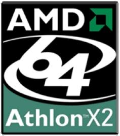 Neues AMD Athlon X2 Logo