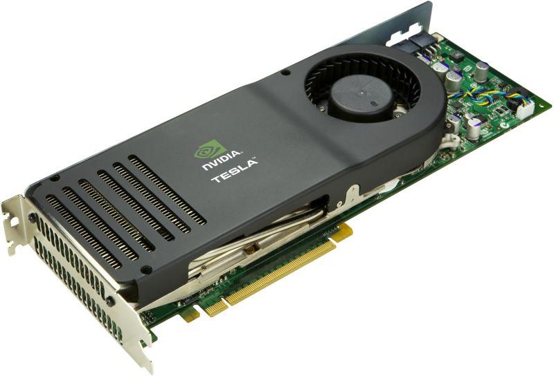 Tesla GPU Computing Processor (C870)