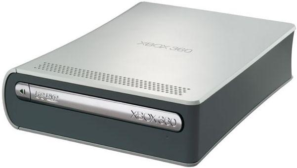 Xbox 360 HD-DVD Laufwerk