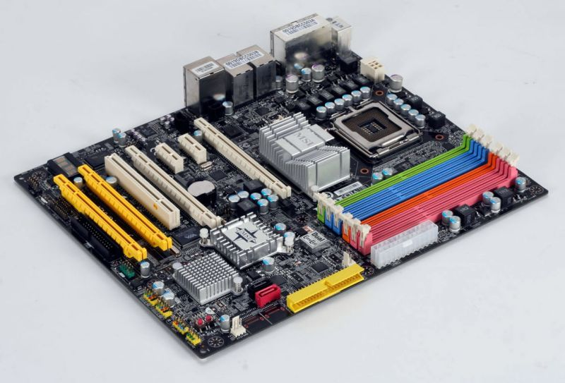 MSI X38 Diamond Mainboard