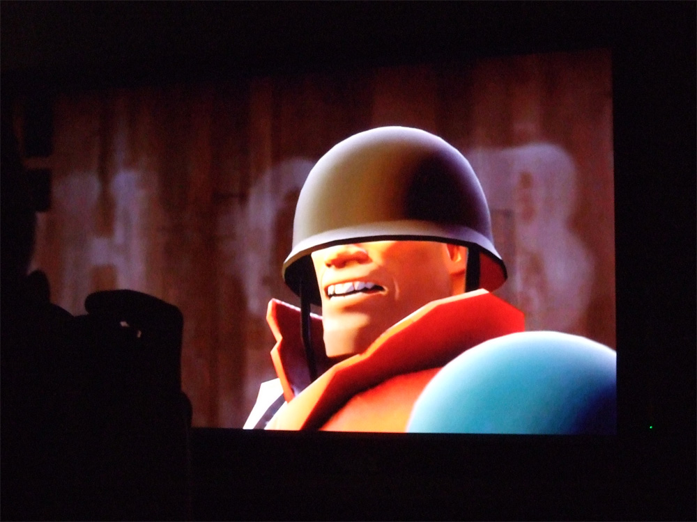 Team Fortress 2 Preview bei EA