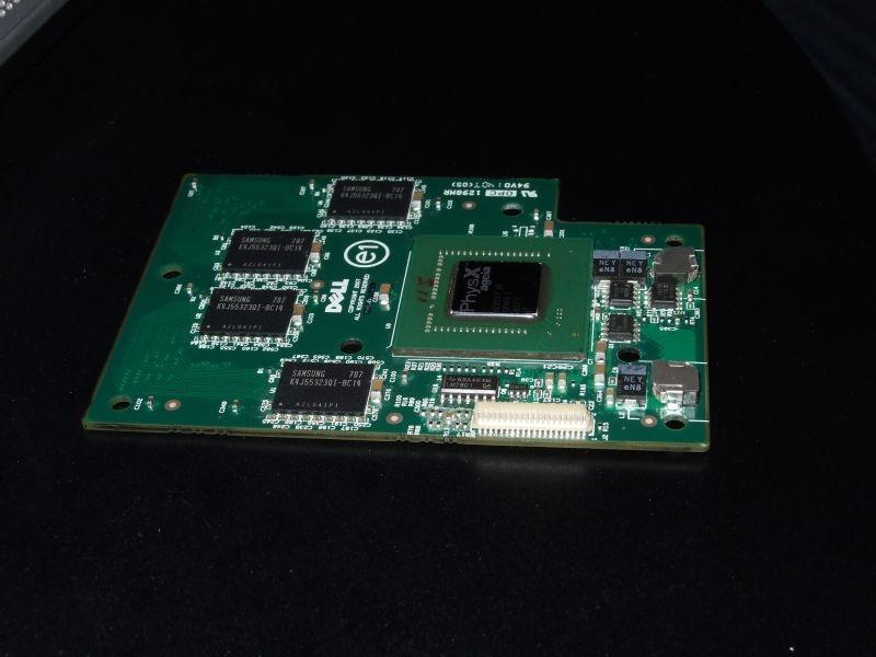 PhysX Notebookmodul mit Speicher