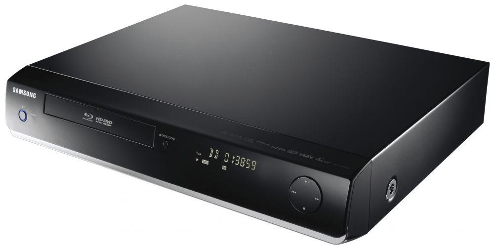 Hybrid-HD-Player oder wie LG sagt: High-Definition Dual Disc Player
