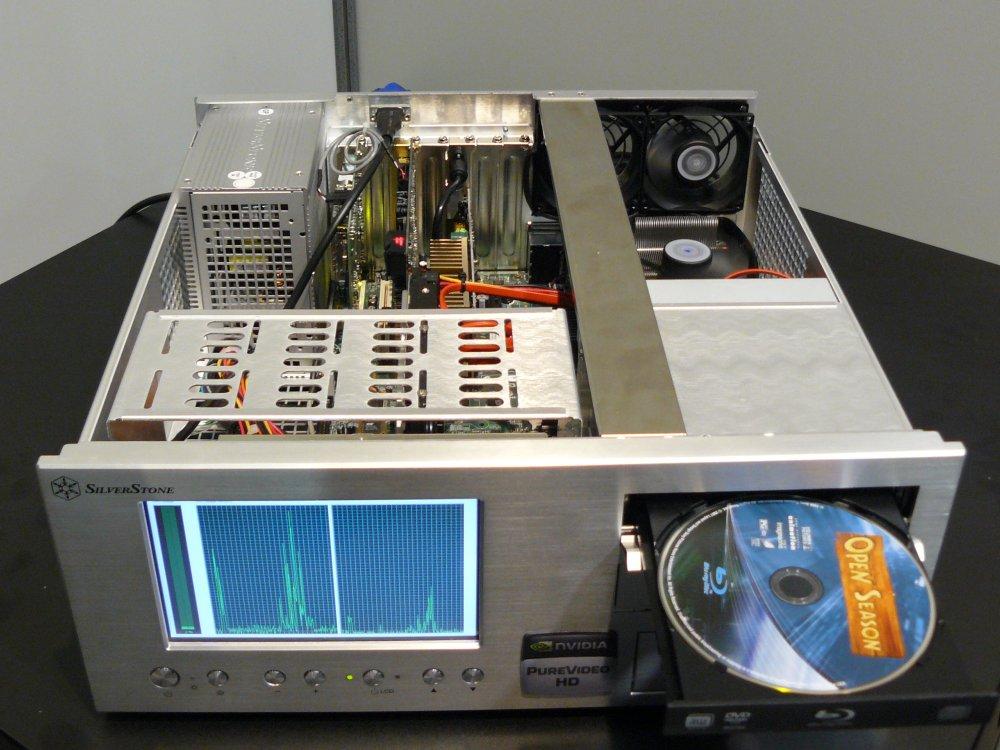 Vorführ-PC bei nVidia
