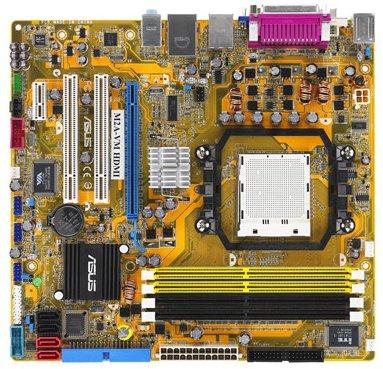 ASUS M2A-VM HDMI