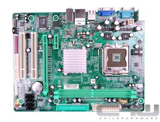 nForce 610i Referenzmainboard