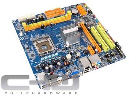 nForce 630i Referenzmainboard