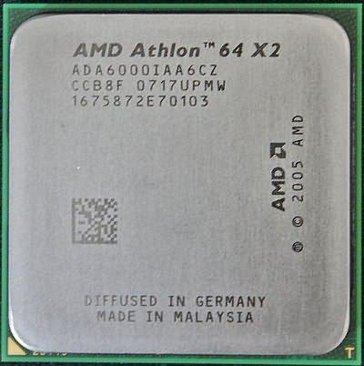 AMD Athlon 64 X2 6000+ EE