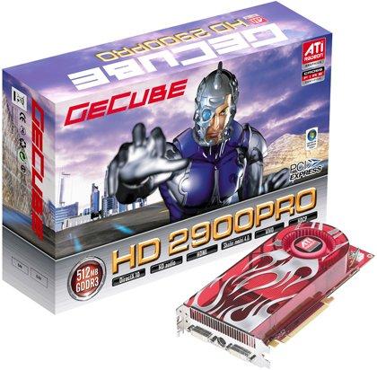 GeCube Radeon HD 2900 Pro
