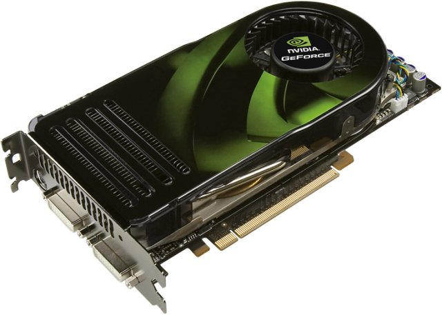 Original GeForce 8800 GTS