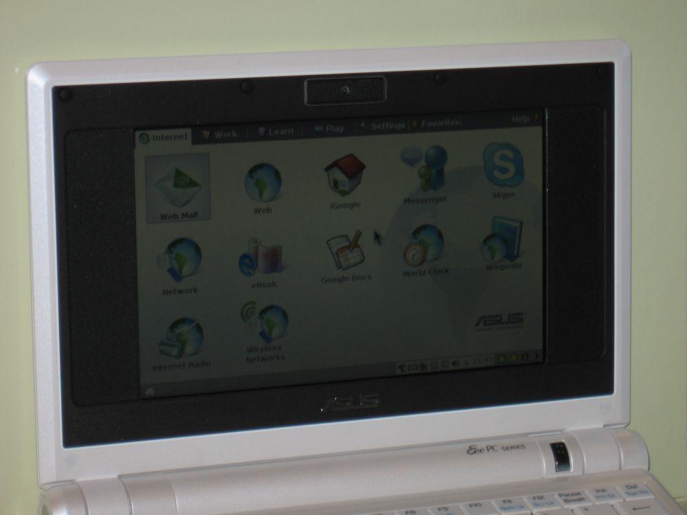 Der Start-Bildschirm