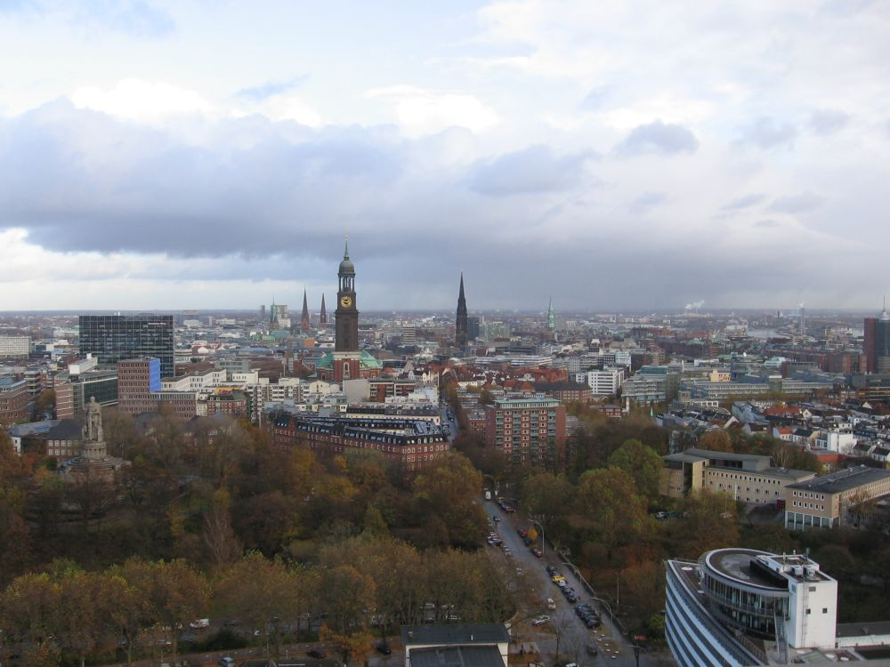 ... von Hamburg