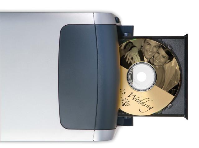 PC mit LightScribe-Brenner