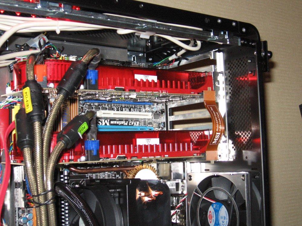 Radeon HD 3870 X2 im CrossFire-Verbund
