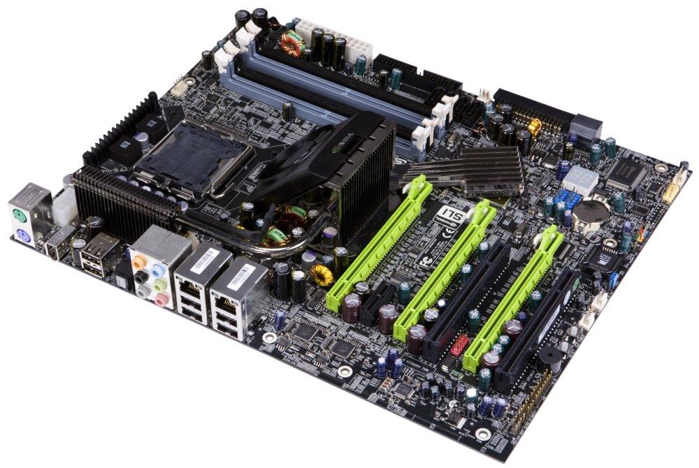 nForce 780i SLI Mainboard