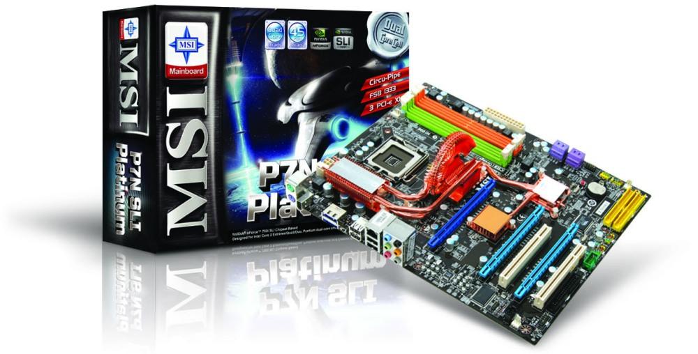 MSI P7N SLI Platinum