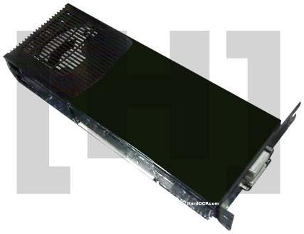 GeForce 9800 GX2 Rückseite