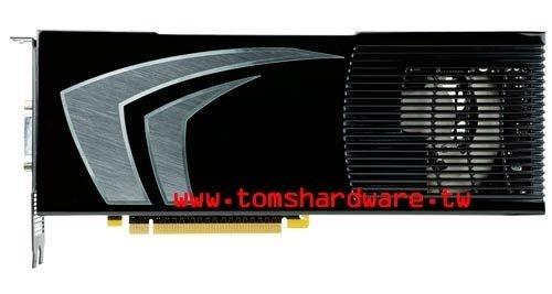 GeForce 9800 GX2 (Bild von Tomshardware.tw)