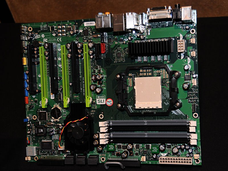 nForce 780a SLI Mainboard