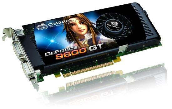 Chaintech GeForce 9600 GT
