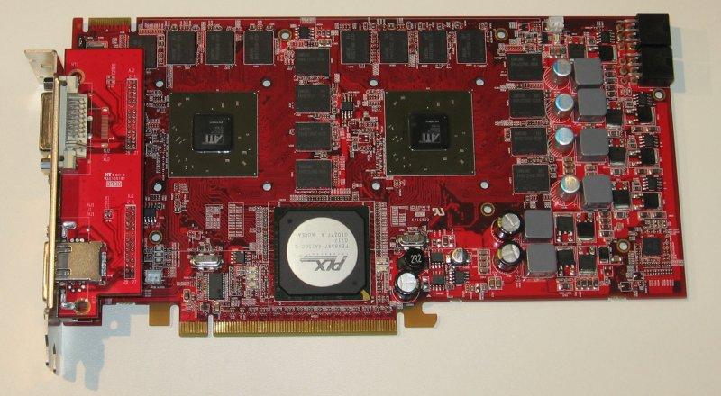 PowerColor HD 3870 X2 GDDR4 ohne Kühler