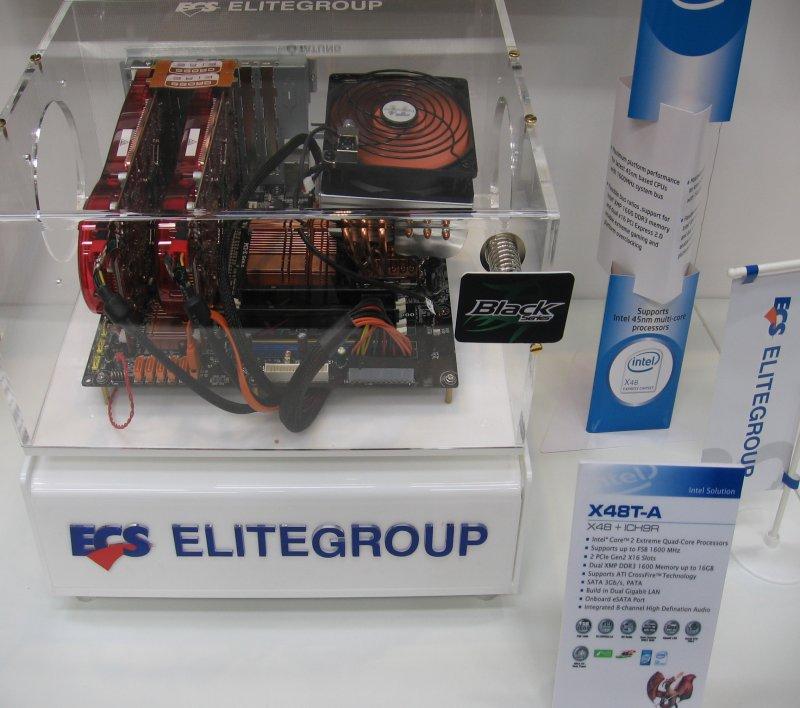 Elitegroup X48T-A
