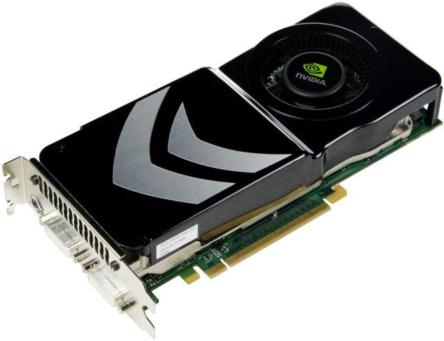 GeForce 8800 GTS 512MB
