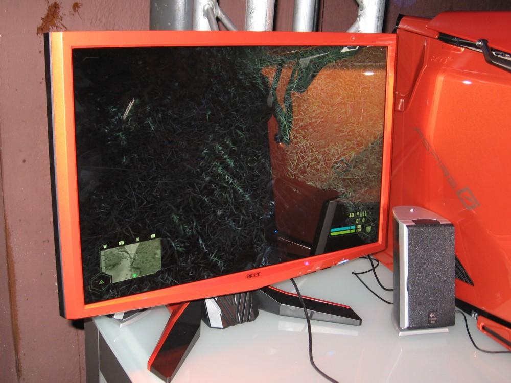 24'' Monitor zur Predator PC-Serie