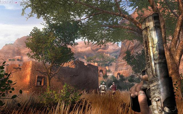 Far Cry 2 (Bild von Tiscali Games)
