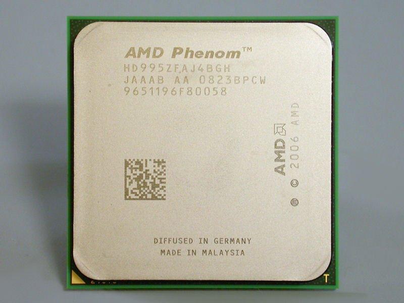 AMD Phenom X4 9950