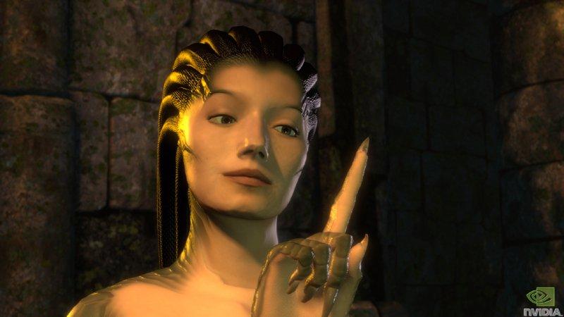 Nvidia Medusa Demo