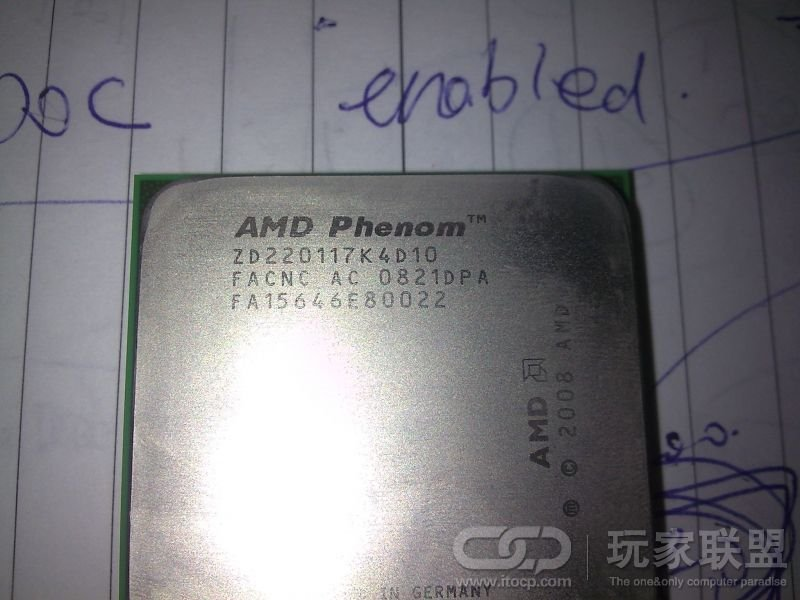 45nm Phenom 2,2 GHz