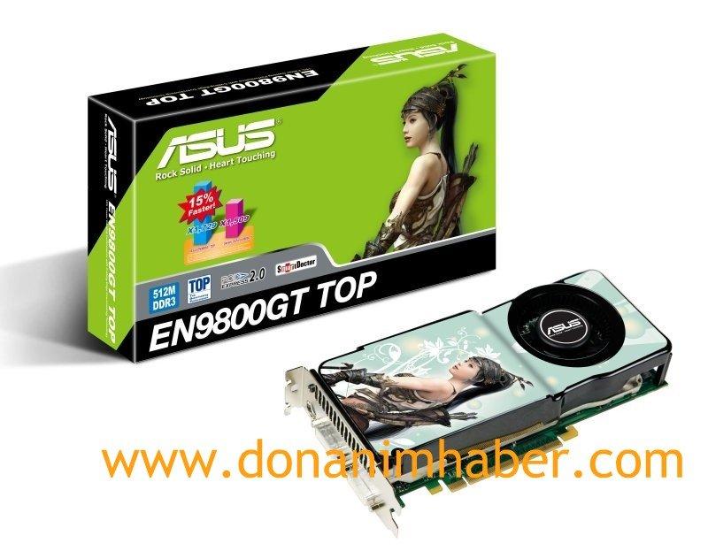 ASUS EN9800GT TOP