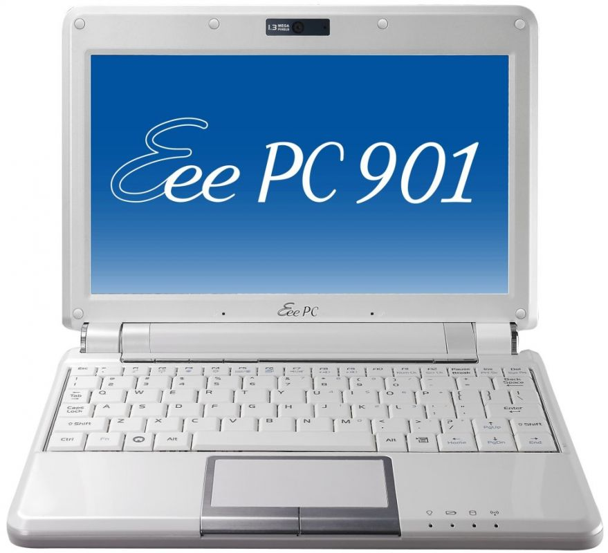 ASUS EeePC 901 in Weiß