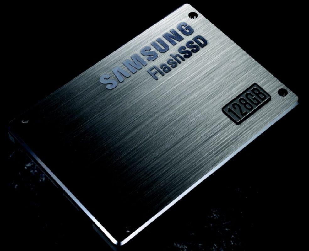SSD von Samsung