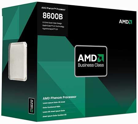 AMD Phenom 8600B