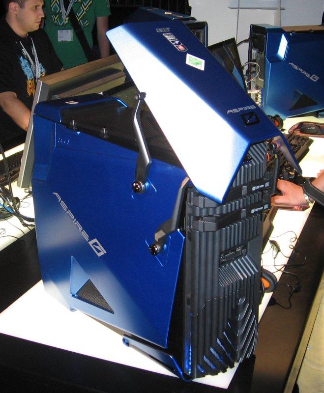 Acer Predator Gaming-PC auf AMD-Basis